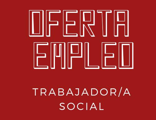 Cáritas Zaragoza busca trabajadores/as sociales para varias plazas