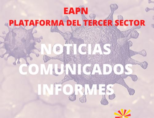 Manifiestos y valoraciones EAPN y PTS