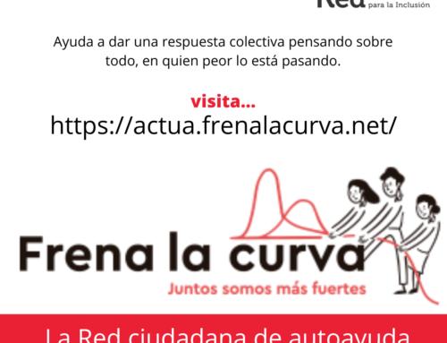 Frena la curva: iniciativa ciudadana contra el Coronavirus
