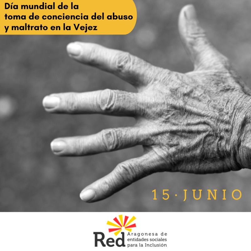 Día mundial de la toma de conciencia del abuso y maltrato en la Vejez