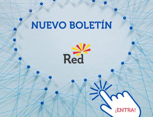9 septiembre: Nuevo boletín de la Red ¡entra!