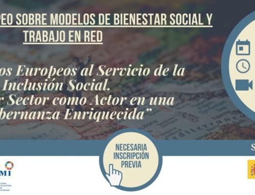 Inscripción abierta EAPN: Seminario Europeo sobre modelos de bienestar social y trabajo en red