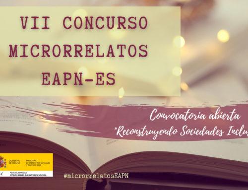 VII edición concurso microrrelatos de EAPN
