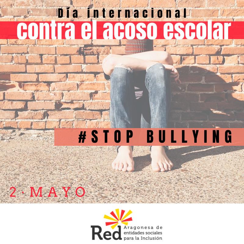Día internacional contra el acoso escolar #stopbullying