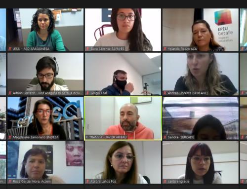 Aragón acoge una nueva edición del taller de pobreza energética organizado por EAPN, Endesa y ACA