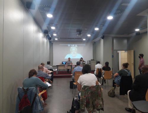 «Mini-encuentro» de Participación Social en Zaragoza